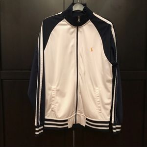 Ralph Lauren Polo Men's Track Jacket